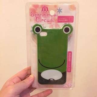 全新 iphone4/4s 青蛙 手機殼