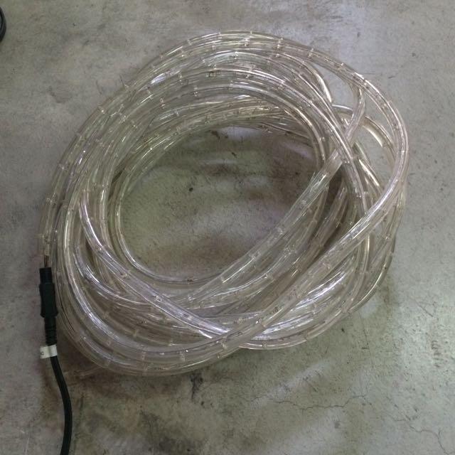 110v 藍光防水軟燈條 10米