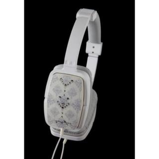 BNIB Audio Techinica ATH-SQ5 White Limited Crystal Edition