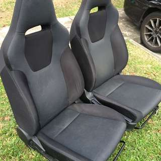 WRX Seats For Sale
