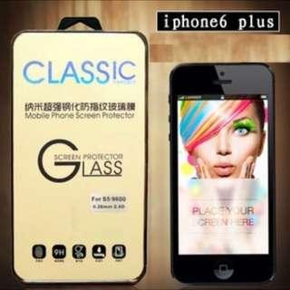 iPhone 6 Plus Temper Glass Screen Protector