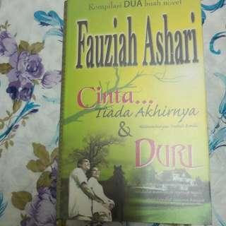 Kompilasi Novel Cinta Tiada Akhirnya (smbgn Ombak Rindu) & Duri