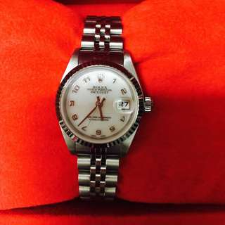 Rolex Ladies Watch (Mother Of Pearl 79174)