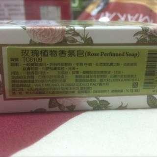 玫瑰植物香氛皂