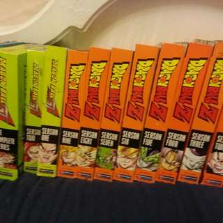 Dragon Ball Z // GT complete Series
