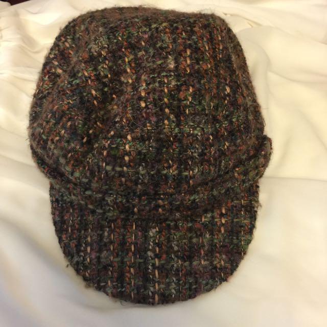 日本毛料帽