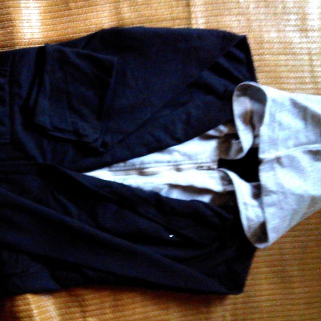 假西裝造型的 外套