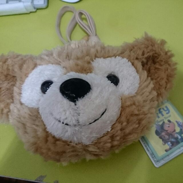 達菲熊 小包