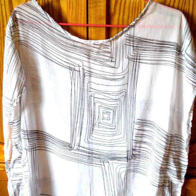 紗織 紋路 長版衣