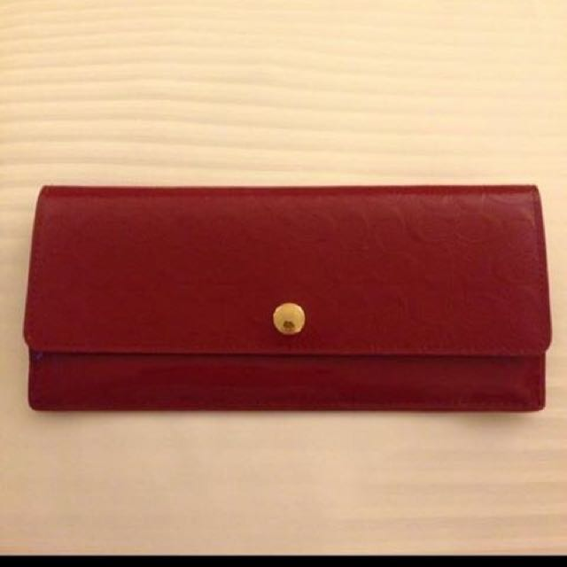 BN Coach wallet for sale