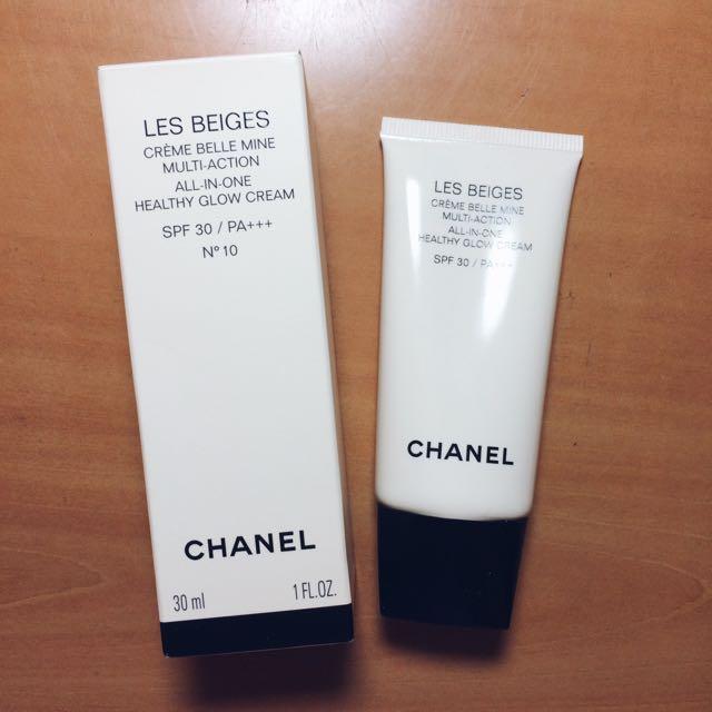 Chanel香奈兒米色時尚全能BB霜