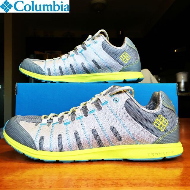 Columbia 羽量慢跑鞋 全新美國購回 27.5cm