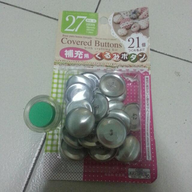 Daiso button maker design craft on carousell for Michaels crafts button maker