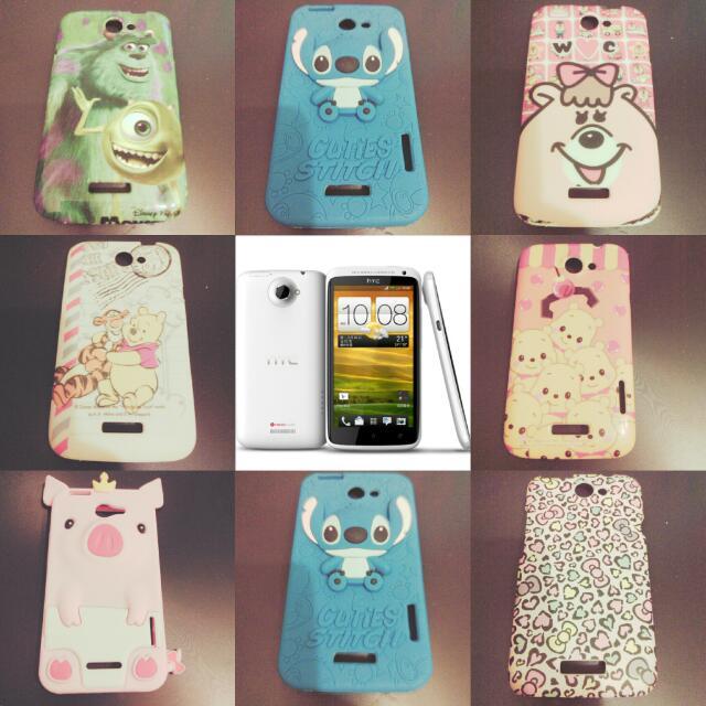 HTC One X 多款手機殼