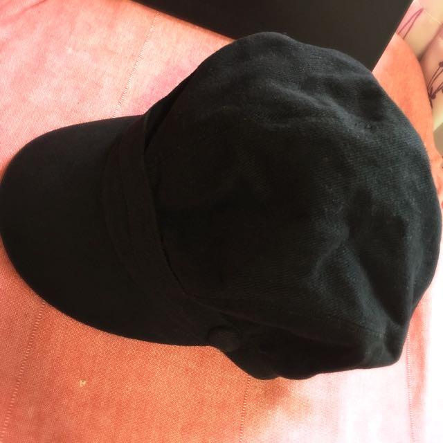 NET 黑色休閒帽