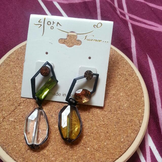 Nuance 韓國耳環