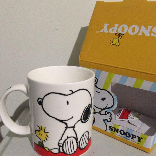 Snoopy馬克杯