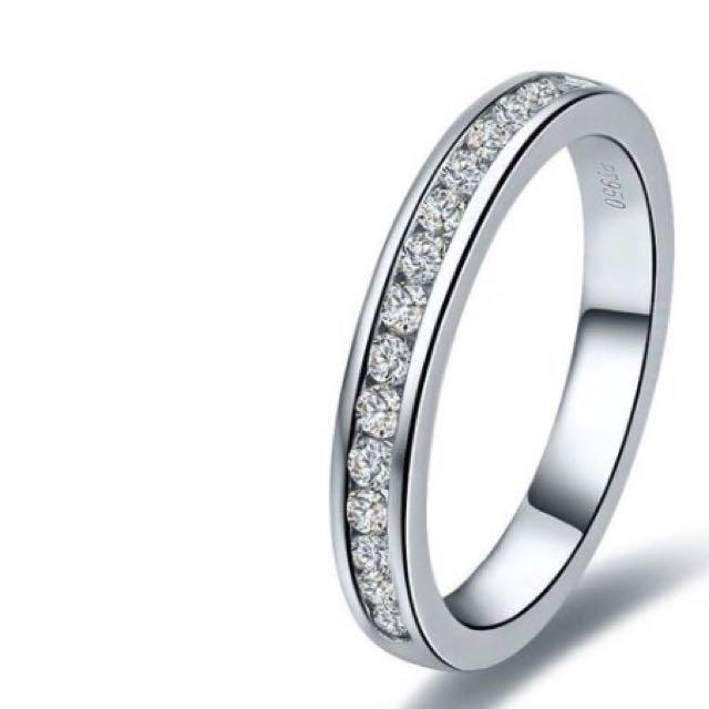Sona Diamond Ring