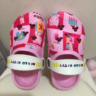 《CROCS》kitty系列~