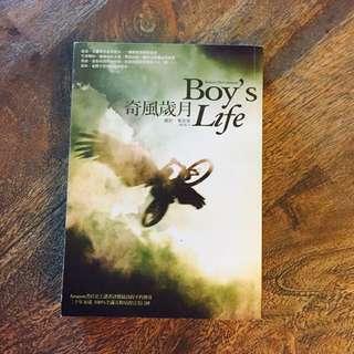 奇風歲月boy's Life