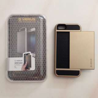 Verus Damda slide Case For iPhone 5