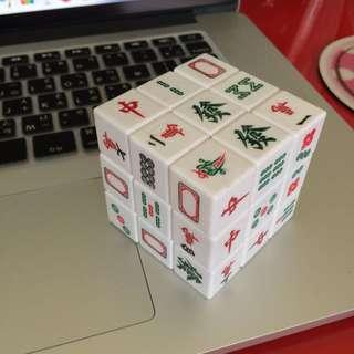 麻將  魔術方塊  3x3 🀄️款式喲