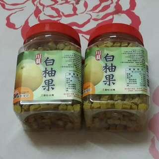 川貝白柚果