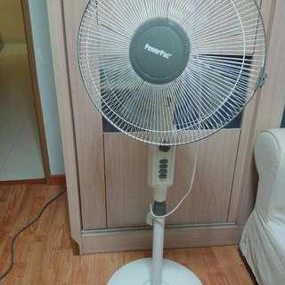 Powerpac Fan
