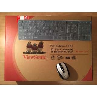Brand New Desktop Monitor