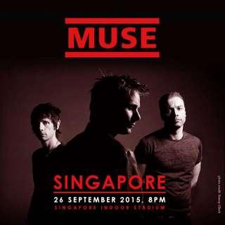 MUSE LIVE @ SINGAPORE
