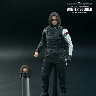 Hot Toy Winter Soldier