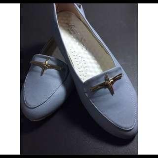 平底輕便包鞋