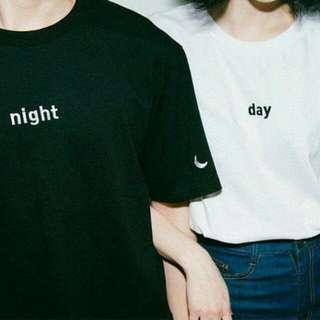 night字樣t