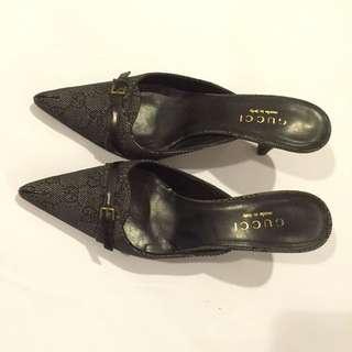 Denim Authentic Gucci shoe