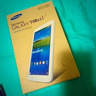 Brand New! Samsung Galaxy Tab 3v