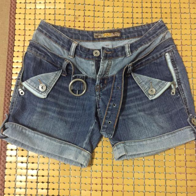 (二手)牛仔短褲