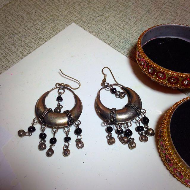 復古耳環(英國買的)