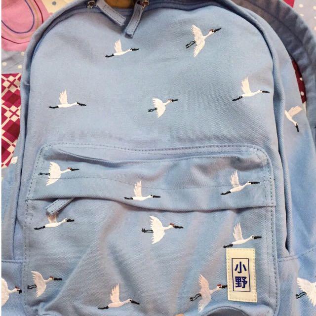 🆕水藍後背包