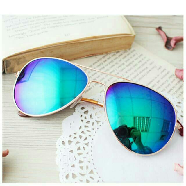 流行反光太陽眼鏡 墨鏡