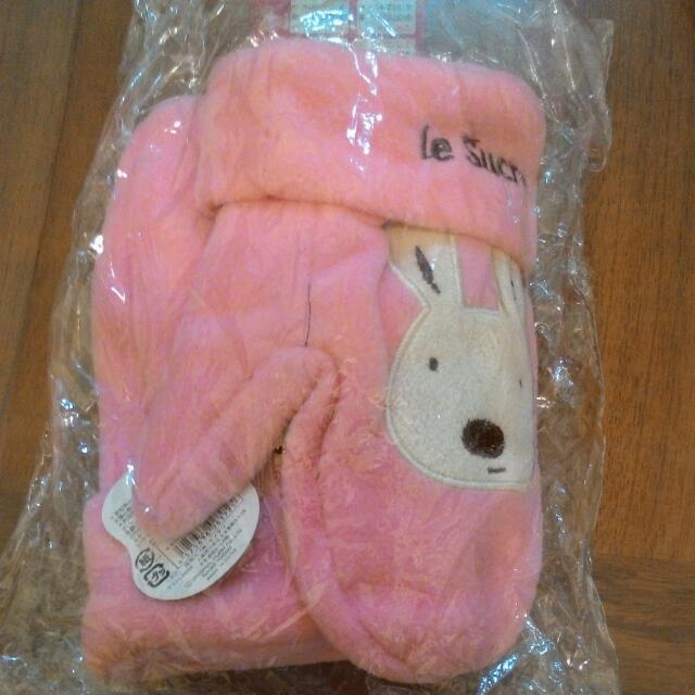 糖果兔 手套