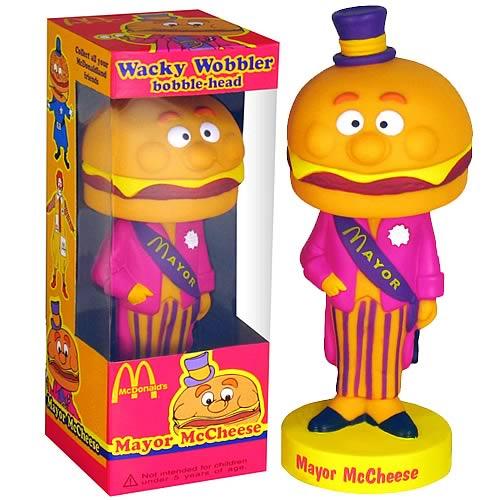 《誠收》漢堡 漢堡市長 漢堡人 Mayor Mccheese