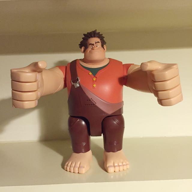 (保留)無敵破壞王 迪士尼 Ralph 含運