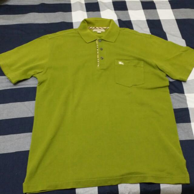 降 Burberry London polo
