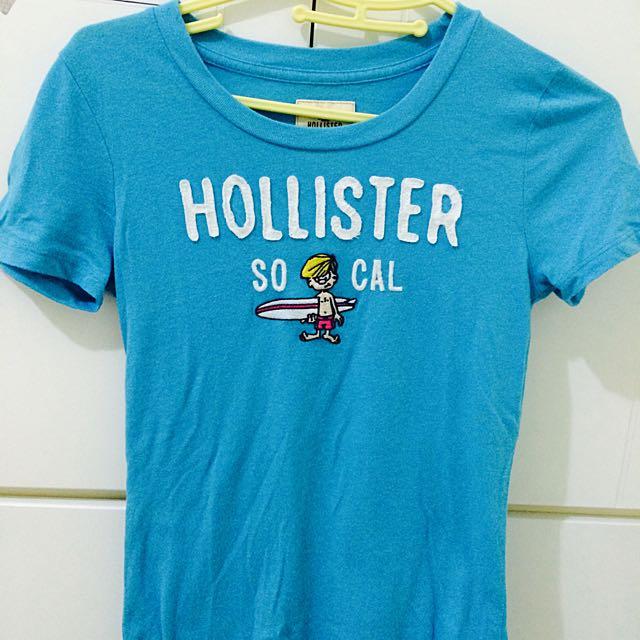 (含運)hollister女版短袖上衣