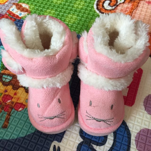 Infant Baby Winter Boots