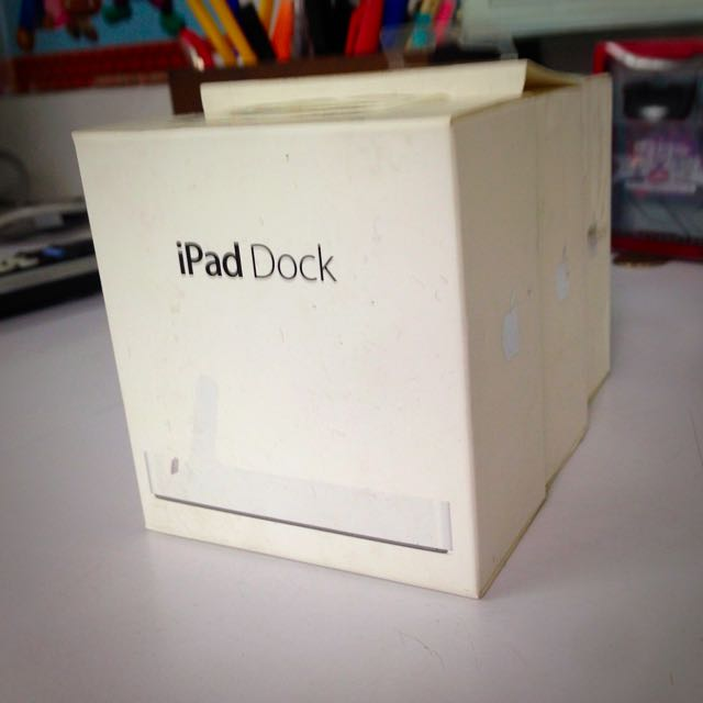iPad Dock(Apple Ipad 基座)