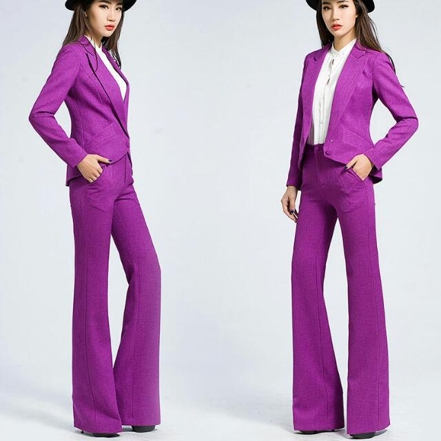 Looking For: This Purple Suit