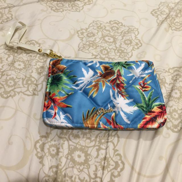 泰國posh 正品 手拿包 零錢包 鑰匙包 手機包