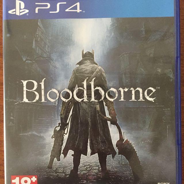PS4 血源詛咒 中文版