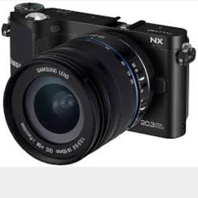 Samsung NX 210 Smart Camera